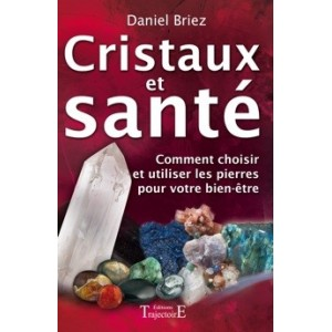 livre cristaux et santé