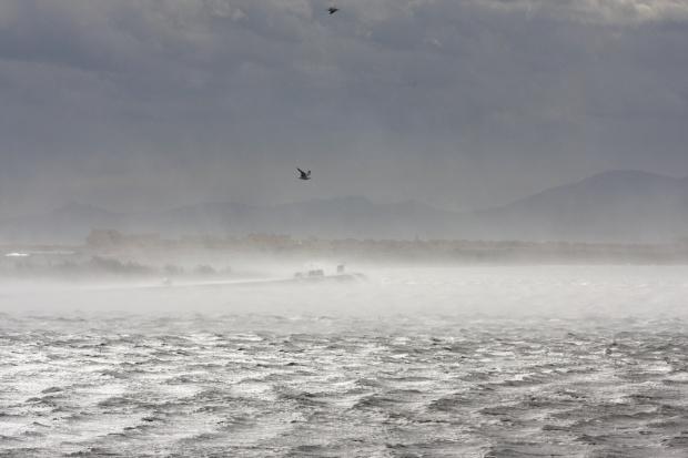 tempête de 2009 en Languedoc Roussillon