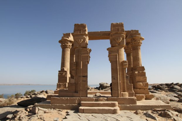 temple de Kalabsha, Egypte, photo Serge Briez