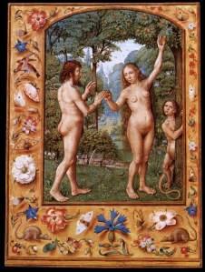 Adam et Eve, l'arbre de la connaissance