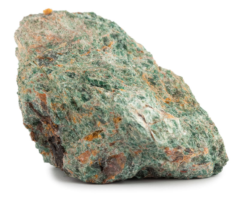 Apatite Verte brute, www.cristaux-sante.com