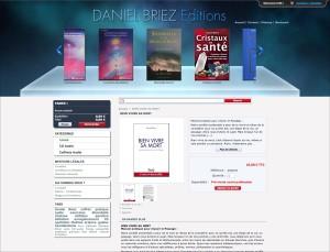 NOUVEAU site internet www.daniel-briez.com tous les ouvrages et formations de Daniel BRIEZ
