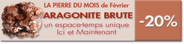 ARAGONITE BRUTE, www.cristaux-sante.com