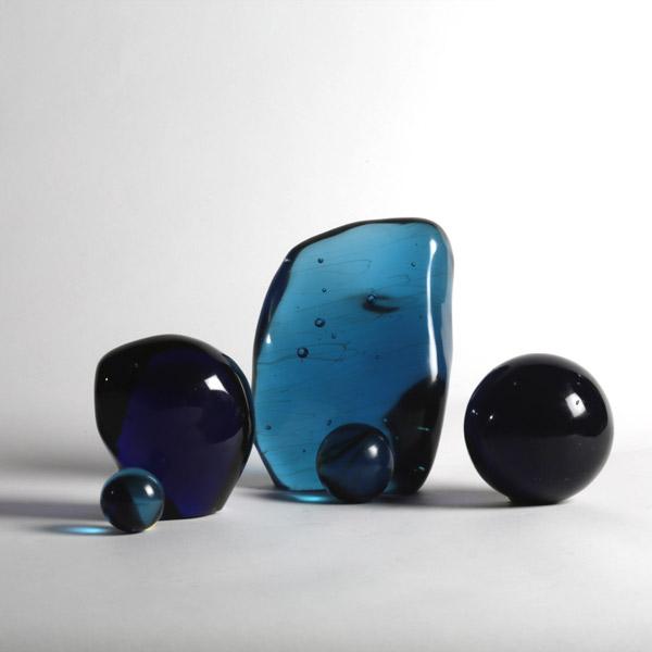 obsidienne bleue, photo Serge BRIEZ ©cristaux-sante.com