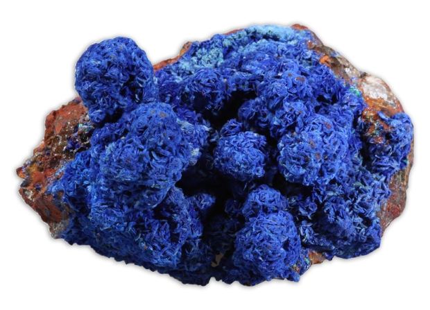 AZURITE, la pierre du mois de Septembre, photo Serge Briez®capmediations