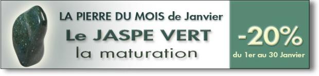 La pierre du mois de Janvier sur le site www.cristaux-sante.com