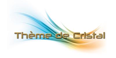 Logo du Thème de cristal