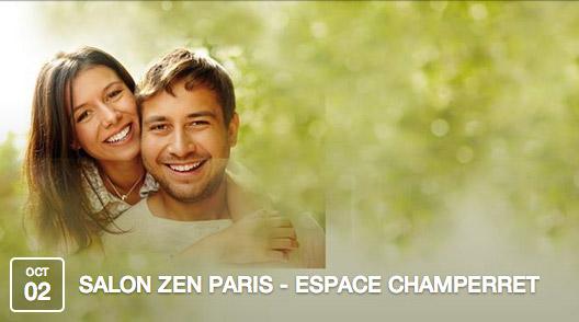 SALON ZEN du 2 au 6 Octobre 2014