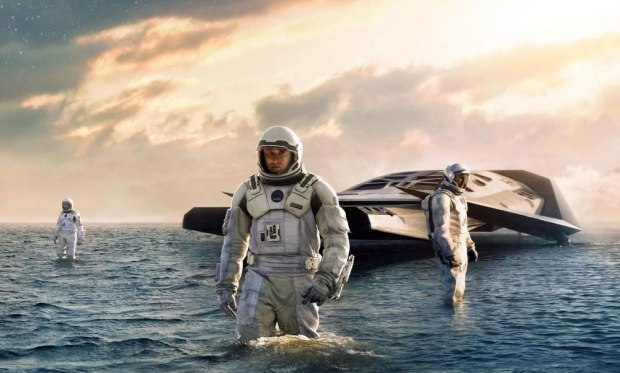 INSTERSTELLAR, de Christopher Nolan