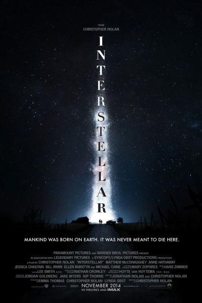 INSTERSTELLAR, de Christopher Nolan