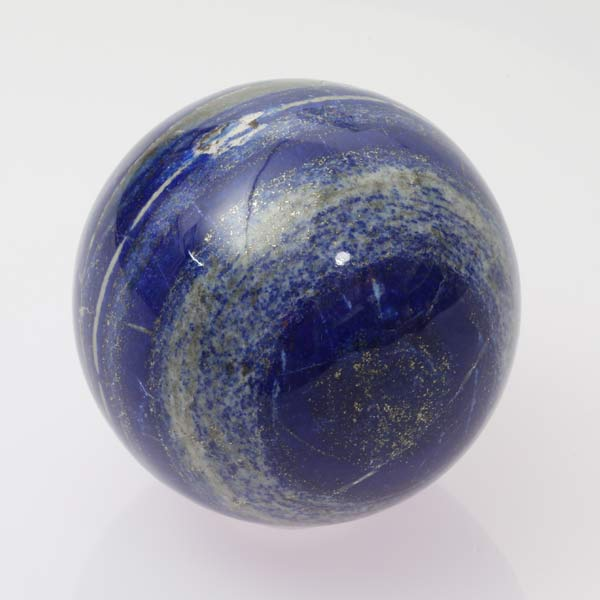 boule de LAPIS LAZULI, photo Serge Briez®capmediations2015