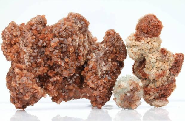Aragonite cristallisée brute de grande taille, photo ®Cristaux et Santé, 2016
