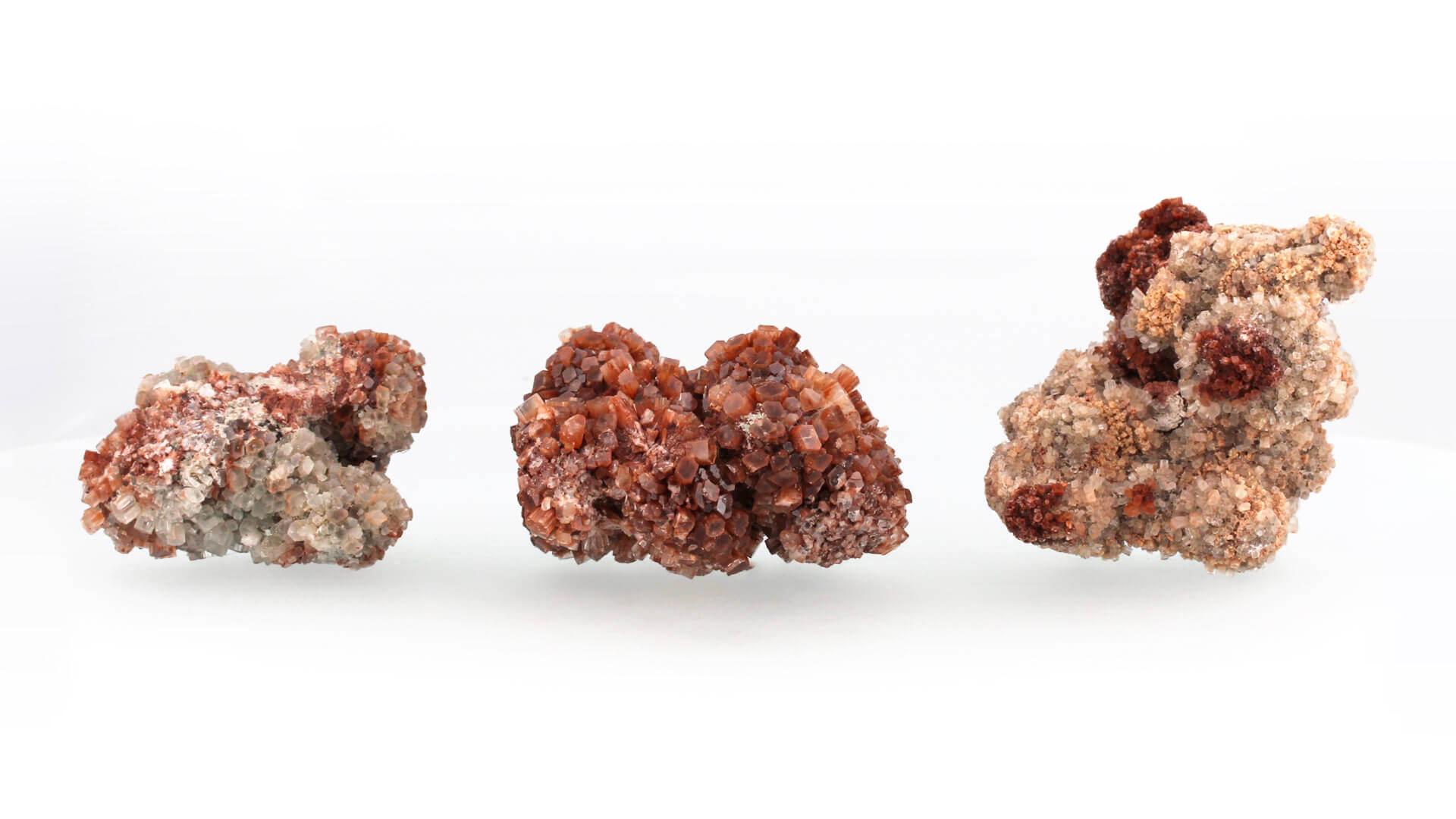 aragonite-cristallisee