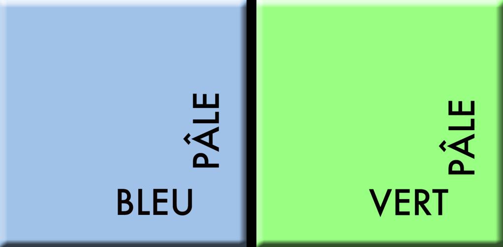 couleurs du jour: bleu pâle-vert pâle du 27 au 31 mars pacifiez-vos-émotions
