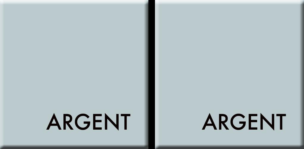 ARGENT-ARGENT couleurs du jour du 11 au 16 mai